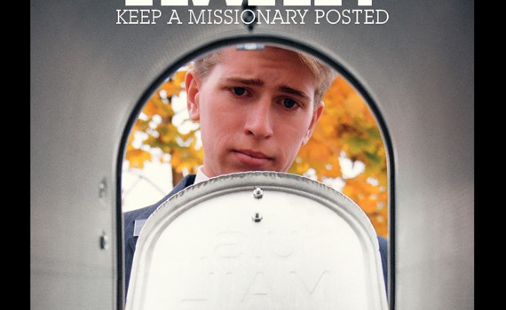 missionaries letters
